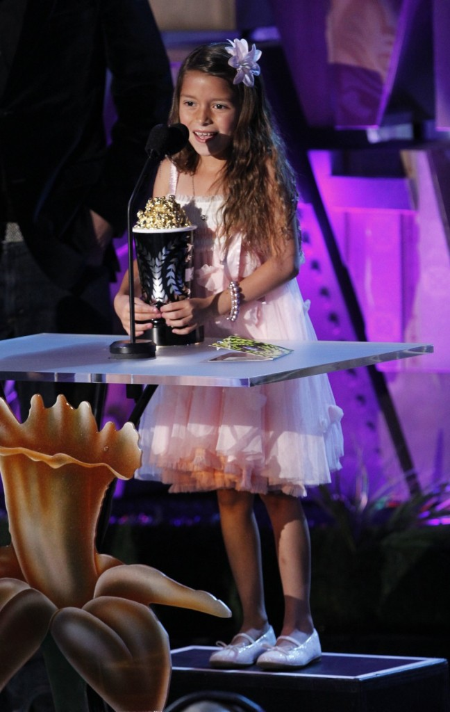 Alexys Nycole Sanchez MTV Movie Awards 2011
