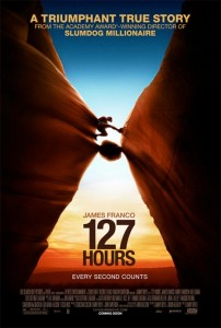 127 Hours Oscar nominee