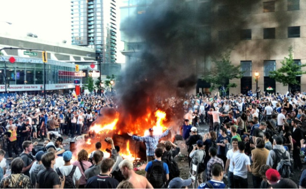 2011 vancouver riot