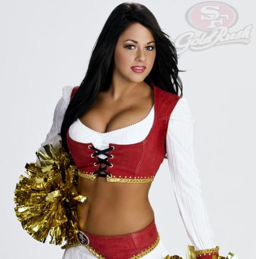 Pro Bowl Nfl Cheerleader Roster 2011 2012 Campus Socialite