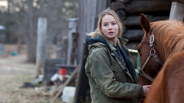 jennifer lawrence in winters bone