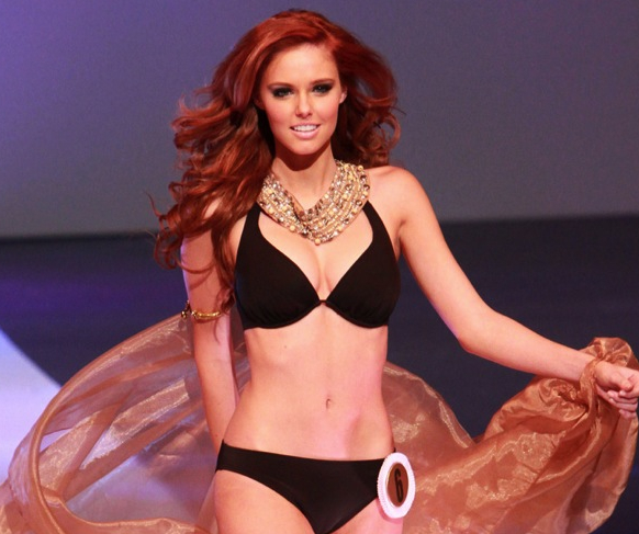The Miss California 2010 Pageant