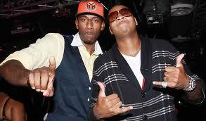 Amare and Carmelo