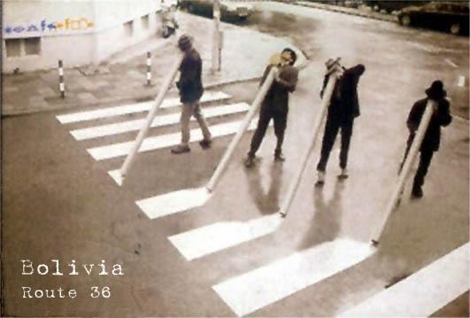 bolivia route 36