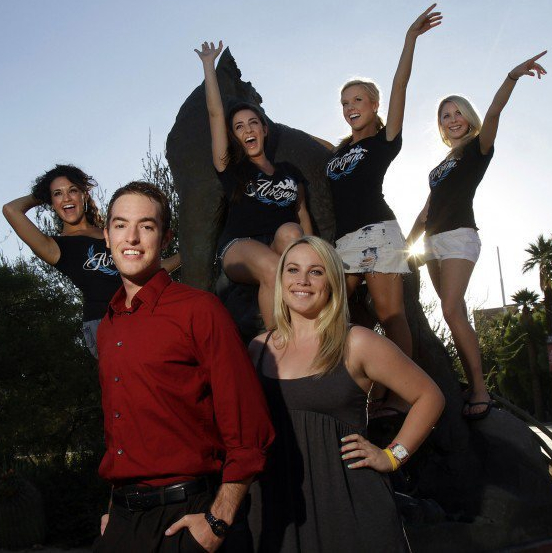 Bryan Roy Meet the candidates: Campus Socialite's 'Campus Tycoon' Award