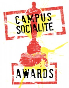 Campus Socialite Awards logo