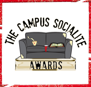 Campus Socialite Couch Awards Logo