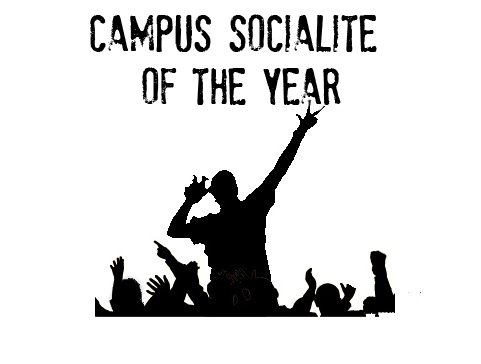 campus socialite awards