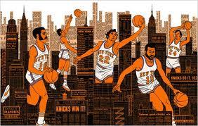 Knicks Championship Team