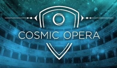 Cosmic opera blue