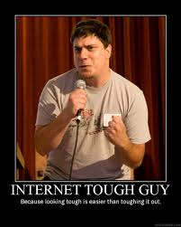 Internet Tough Guy Andy Adamson