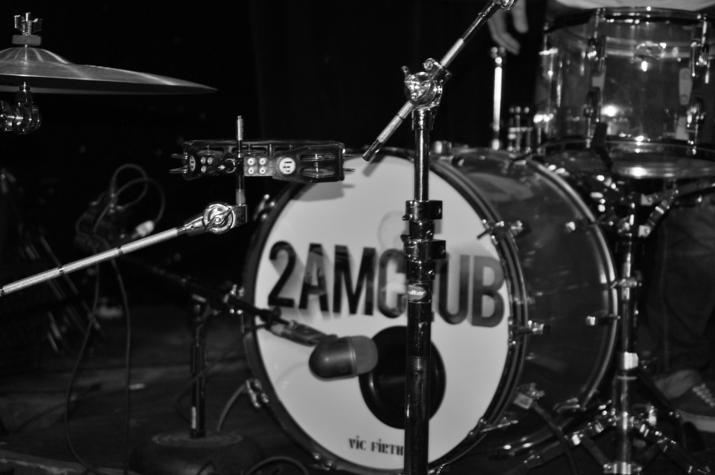 2AM club drums