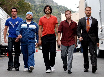 Entourage Seasons