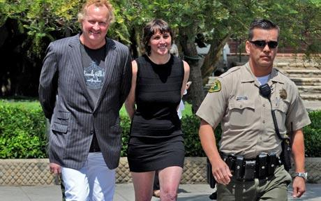 randy quaid and wife arrested