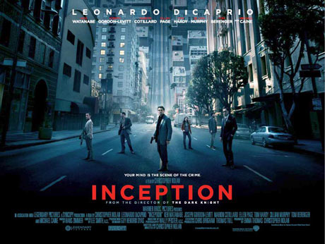 2010's best movie Inception