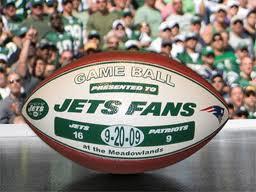 Jets Home field advantage - New Meadowlands Stadium