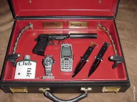 james bond briefcase