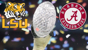 LSU-Alabama BCS