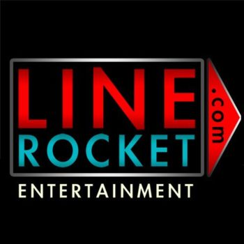 Line Rocket Logo
