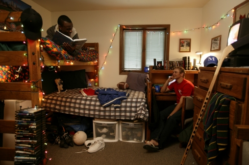 Male Dorm Rooms By Kenzie Chase On Prezi Part 35