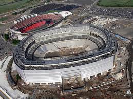 Giants home field advantage - New Meadowlands Stadium