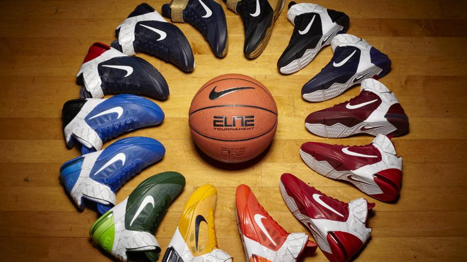 nike 2011 ncaa basketball sneakers