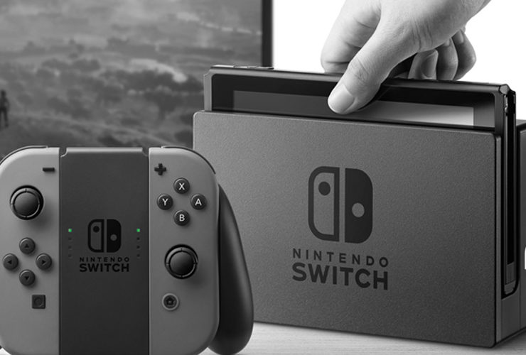 10 Things We're Excited About with the New Nintendo Switch