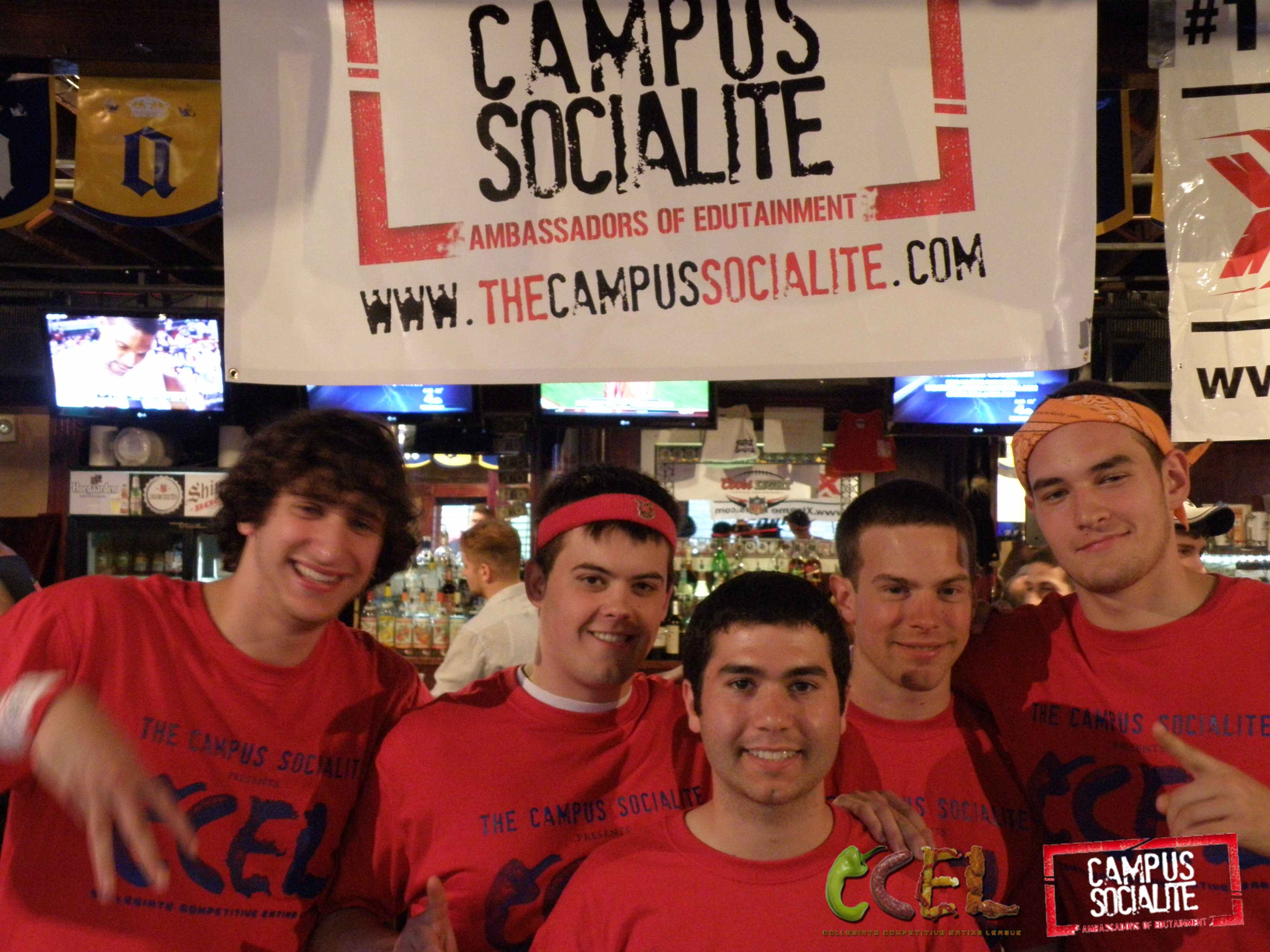 Collegiate Competitive Eating League