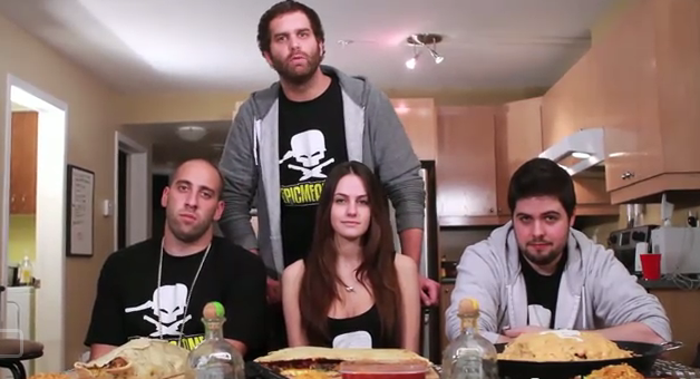 Epic Meal Time Taco
