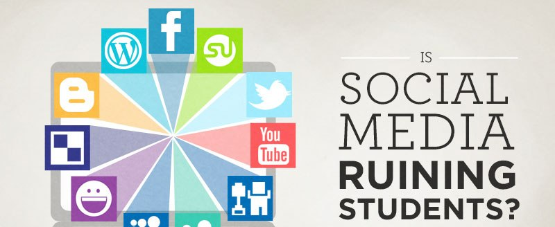 social media and students