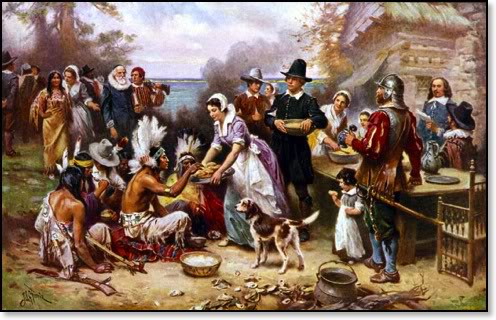 Thanksgiving-Pilgrims