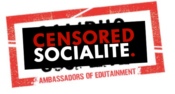 The Campus Socialite censor