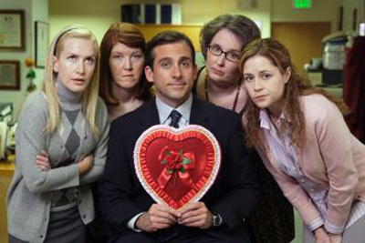 michael scott valentines day