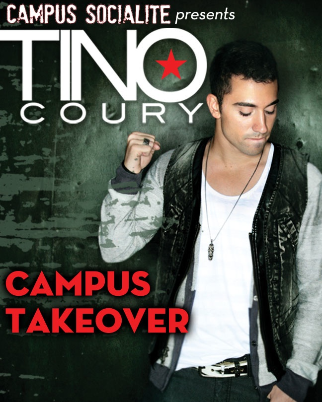 Tino Coury CS Flyer