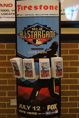 mlb all star ballot