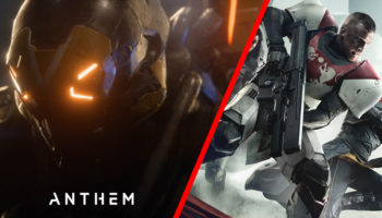 E3 2017: Anthem vs. Destiny 2: What We Know