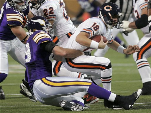bears vikings