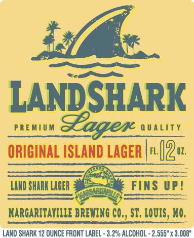 beer land shark lager