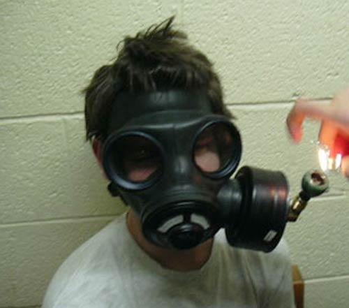 bong mask