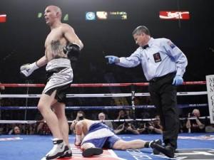 tom zibikowski boxing