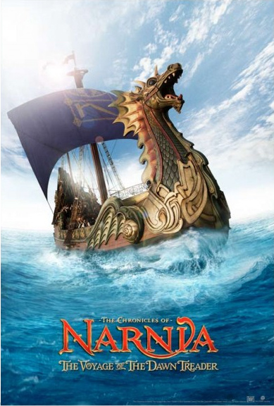 Chronicles of Narnia Dawn Treader