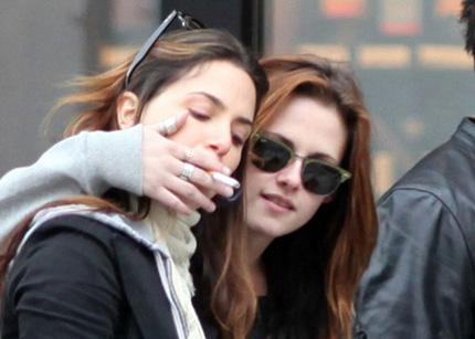 cigarette sharing