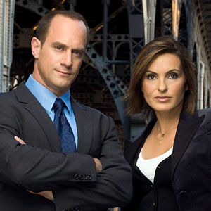 slaw and order, stabler and benson