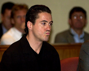 robert downey junior in court