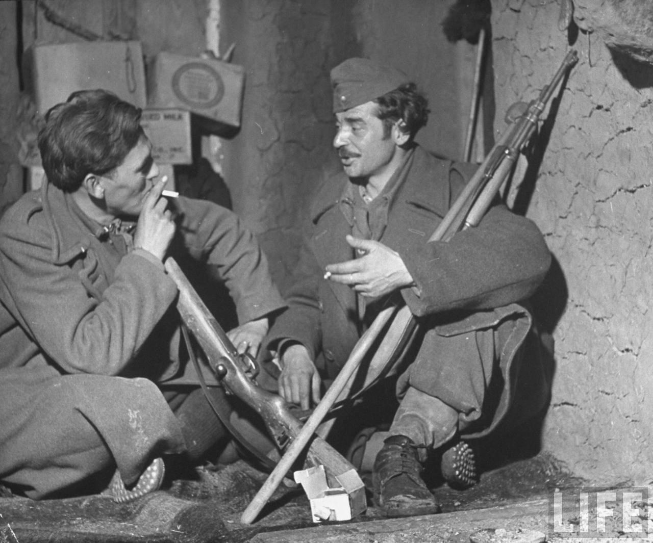 army cigarette