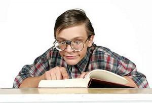 freshman nerd