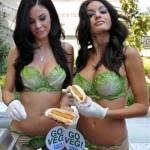 hot girls hot dogs