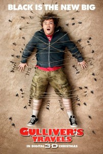 Gullivers Travels movie poster