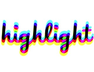 highlight iphone app logo