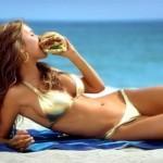 hot girls burger